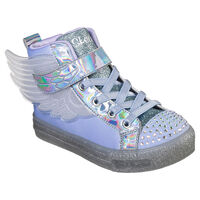 Bota Skechers Twinkle Toes Lite: Shuffle Brights - Sparkle Wings para Niña