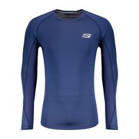 Playera Skechers Manga Larga Sport Training  para Hombre