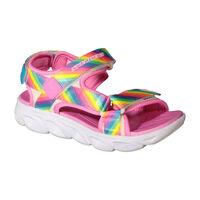 Sandalia Skechers S Lights: Hypno-Splash - Rainbow Lights para Niña