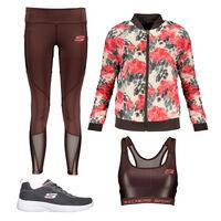 Key Look Skechers Sport W Dynamight para Mujer