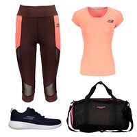 Key Look Skechers Go Run 600 para Mujer
