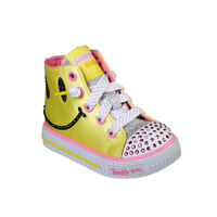 Bota Skechers Twinkle Toes Lite: Shuffles - Sparkle Smile para Niña