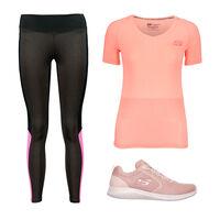 Key Look Skechers Ultra Flex para Mujer