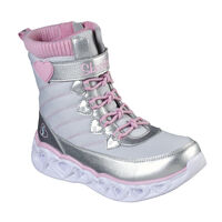 Bota Skechers S Lights: Heart Lights - Heart Chaser para niña
