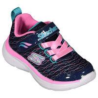 Tenis Skechers Girls Sport: Wavy Lites - Jump N' Sparkle para Niña