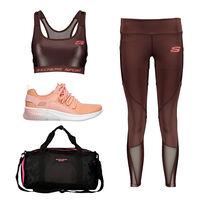 Key Look Skechers Skech-Air Ultra Flex para Mujer
