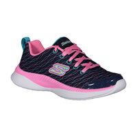 Tenis Skechers Girls Sport: Move N 'Groove - Glimmer Racer para Niña