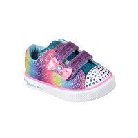 Tenis Twinkle Toes Twinkle Breeze 2.0 Colorful Crochets para Niña
