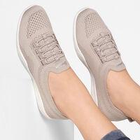 Calzado Skechers Active: Newbury St - Every Angle para Mujer