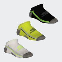 Calcetín Skechers Performance Go Run 3 Pack para Hombre