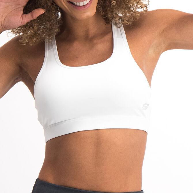 Top Skechers Sport Fitness para Mujer