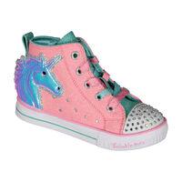 Bota Skechers Twinkle Toes Lite: Unicorn Mini para Niña