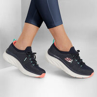 Tenis Skechers Relaxed Fit Sport: D'Lux Walker - Refreshing Mood