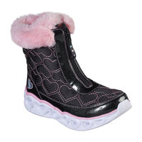 Bota Skechers S Lights: Heart Lights - Happy Hearted