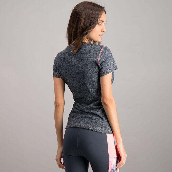 Playera Skechers Sport Fitness para Mujer