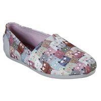 Calzado Skechers Bobs for Dogs: Plush - Woof Party para Mujer