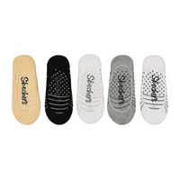 Liner Skechers 5 Pack para Mujer