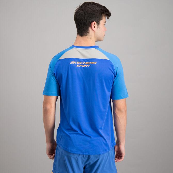 Playera Skechers Sport Running para Hombre