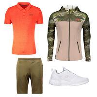 Key Look Skechers Sport Bounder para Hombre