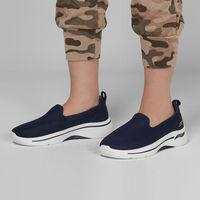 Calzado Skechers Go Walk Arch Fit - Grateful para Mujer