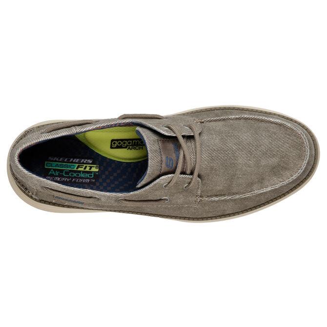 Calzado Skechers Classic Fit USA: Status 2.0 - Lorano para Hombre