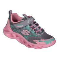Tenis Skechers S Lights: Twisty Brights para Niña