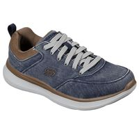 Tenis Skechers Relaxed Fit USA:  Delson 2.0 - Kemper para Hombre
