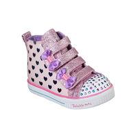 Skechers Twinkle Toes: Shuffle Lite - Fancy Flutters