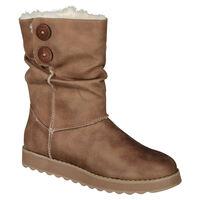 Bota Skechers Modern Confort Winter: Keepsakes 2.0 - Upland para Mujer