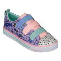 Tenis Skechers Twinkle Toes: Sparkle Lite - Doodle Playtimet para Niña