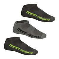 Tin Invisible Skechers Sports 3 Pack para Hombre