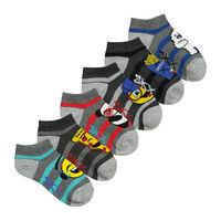 Calcetín Skechers 6 Pack para Niño