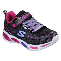 Tenis Skechers S Lights: Shimmer Beams - Sparkle Glitz para Niña