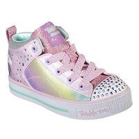 Bota Skechers Twinkle Toes Lite: Unicorn Chic para Niña