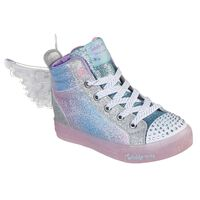 Bota Skechers Twinkle Toes: Shuffle Brights - Glimmer Wings para Niña