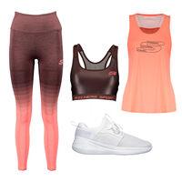 Key Look Skechers Go Run Fast para Mujer