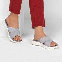 Sandalia Skechers On the Go 600 - Glistening para Mujer