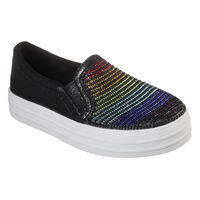 Zapato Skechers Street Double Up - Roy G. Biv para Mujer