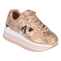 Tenis Skechers Street: Highrise - Shine High para Mujer