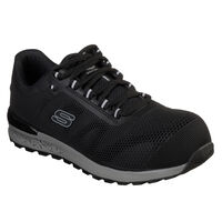 Calzado Skechers Work Relaxed Fit: Burgin - Congaree para Hombre