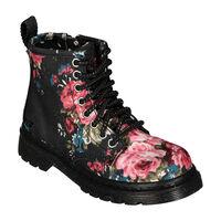 Bota Skechers Girls Sport: Lil Scouts - Floral Fashionista para Niña