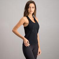 Playera sin Mangas Skechers Sport Fitness para Mujer