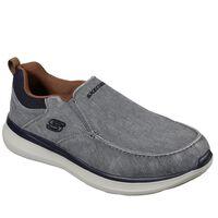Calzado Skechers Relaxed Fit USA:  Delson 2.0 - Larwin para Hombre