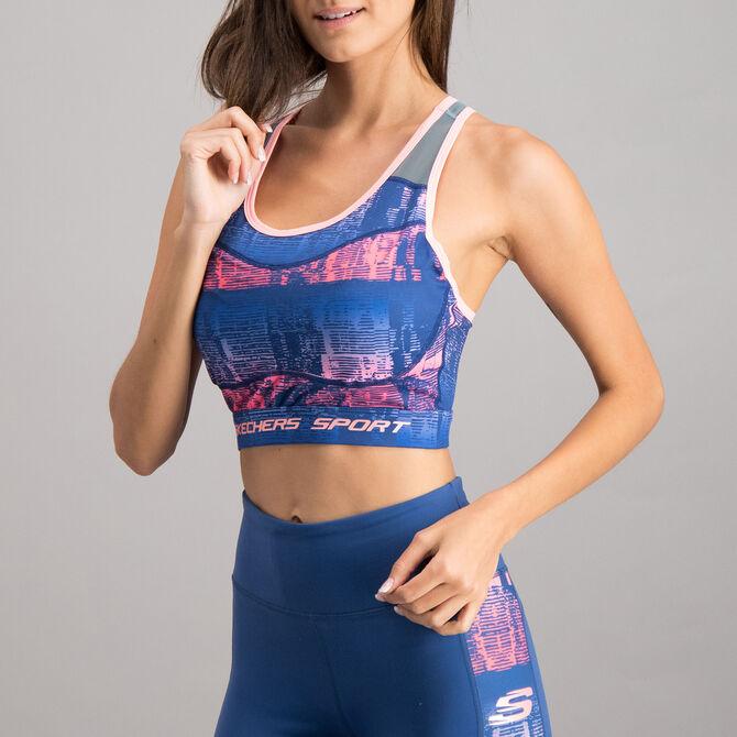 Top Skechers Sport Yoga para Mujer
