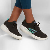 Tenis Skechers Go Run Fast - Brisk Day para Mujer