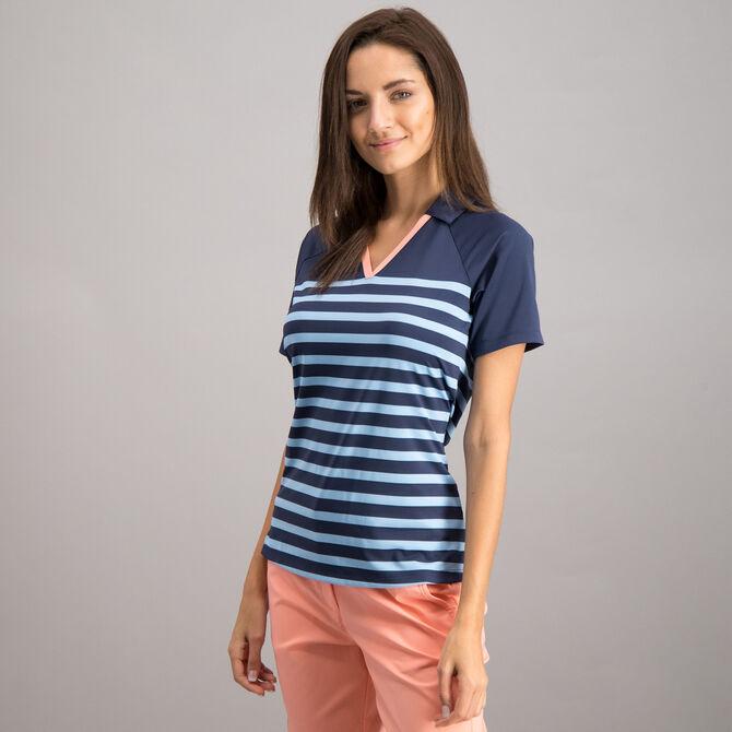 Playera Polo Skechers Performance Go Golf para Mujer