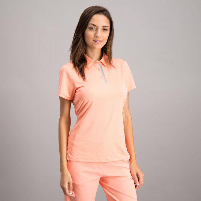 Playera Polo Go Golf Performance para Mujer