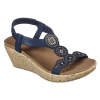 Sandalia Skechers Cali: Beverlee - Date Glam para Mujer