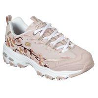 Tenis Skechers D'Lites - Soft Blossom para Mujer