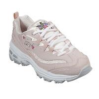 Tenis Skechers D'Lites: Bright Blossoms para Niña